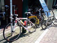 今日も自転車ネタ