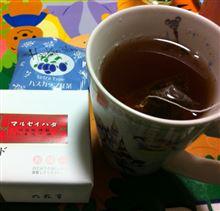 ハスカップ紅茶(o^^o)