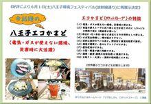 2013八王子環境フェスティバルの紹介