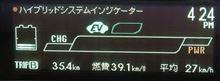 プリウス燃費39.1km/L記録更新!