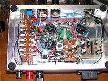 7Mhz レシーバー   電源電圧12Vでの真空管実験      7 mhz receiver