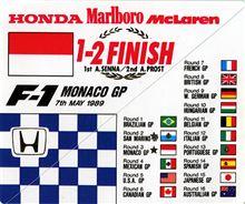 祝!McLaren-Honda 復活(^-^)ゝ