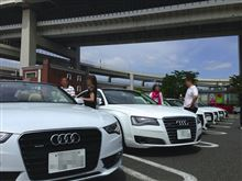 Audi大黒オフ参加'13.05