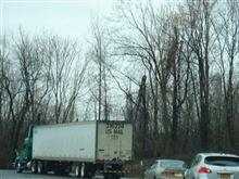 旅のスナップ 米国編2-11 郵便トラック