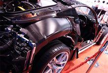【JSAE2013】人とくるまのテクノロジー展2013 Lexus LFA bare chassis