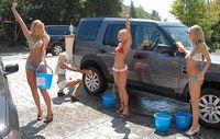 天気が良かったので洗車をしました
