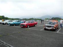 『よ!懐かしい車集合in朝霧高原2013』に行って来ました。