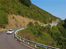 大規模林道広見篠山線(笹郷 小岩道区間)