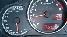 5555km突破