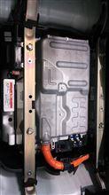 CR-Z のバッテリーーー