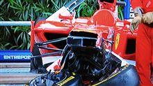 F1 2013段差のカバーが外れたら