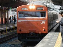 大阪環状線から今年度末に国鉄型消滅決定。。
