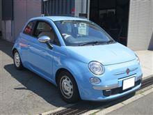 FIAT500の定番