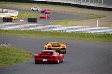往年のスーパーカーが袖ヶ浦フォレストを疾走@Nostalgic Car Show 2013