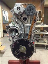 またまた、新しいエンジンが、組み上がりました!