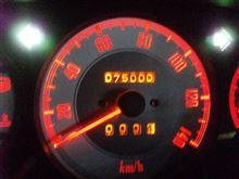 過去最高の燃費を記録