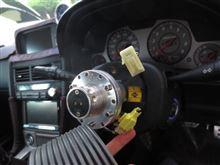 エアバック警告灯に関する修理