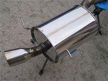 そして「AutoExe Premium Tail Muffler」の出荷準備へ・・・