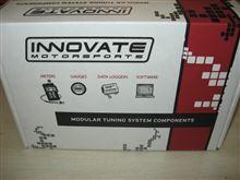 ついに こんなものまで 購入。Innovate MTX-L 空燃比計
