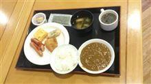 長岡の朝食