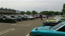 昭和の車展示会