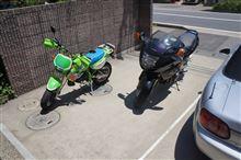 バイク時々ヒーローそしてオープンカー