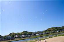 2013年 凧揚げ大会 by 小学生