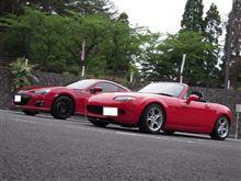 【NCEC】 初夏の琵琶湖、ツーリングのお供はオープンスポーツ