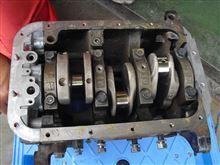 3気筒エンジン