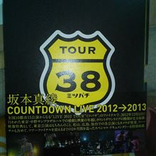 "COUNTDOWN LIVE 2012→2013 ~TOUR""ミツバチ""FINAL~"