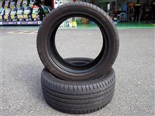 車検用タイヤ購入&プラグ到着