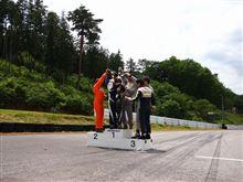 続・しのいサーキット 最速SAXO分析 @よしともカップ