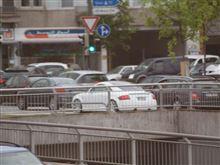 ミュンヘンにて Audi TT(8N)