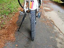 自転車 タイヤ チューブ交換
