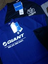 GIANTのTシャツ♪
