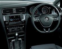 [フルモデルチェンジ]VW・ゴルフ7 日本上陸。世界のベンチマークは健在か。