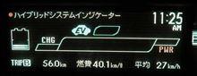 やっとプリウスの燃費がリッター40kmを越える