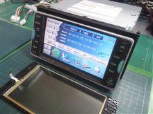 CQ-BS0401C、NHDN-W54G。トヨタ純正。