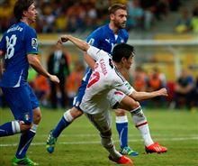 コンフェデレーションズカップ イタリア戦!!