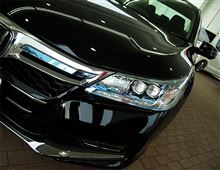 【試乗】Honda Accord Hybrid EX (CR6)