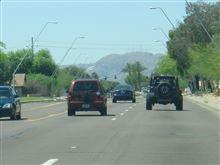 旅のスナップ 米国編2-31 アリゾナに似合う車