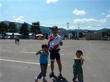 GREAT EARTH ride 富良野 2013 (115km)に参加しました。