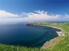 スポーツワゴンで行く礼文島の旅  4  ゴロタ岬と桃岩夕陽