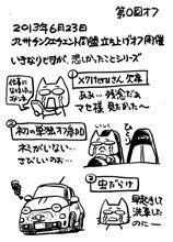 第0回九州チンクエチェント同盟オフ会レポ(1)
