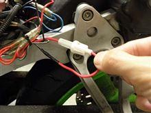 ZX-4レーダー探知機の再起動問題