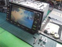 CQ-RT7300A、56048。トヨタ純正、ディスプレイ。