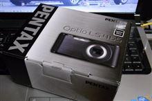 セカンドカメラが届きました。