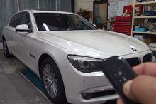快適っ!BMWエンジンスターター 750Li(F02)編っ!