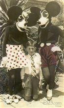 こりゃトラウマになっちゃうよ! 1930年代のミッキーマウス&ミニーマウスが珍妙すぎる!!