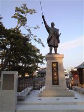松江城では初顔合わせも~